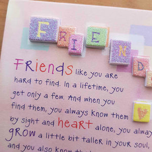 Friends Like You Magnet (approx. 9x12cm)