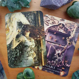Magick of You Oracle Cards. (unlock your hidden truths)