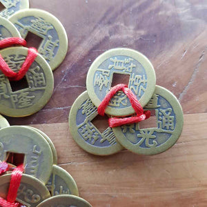 Feng Shui Coins (Set of 3)