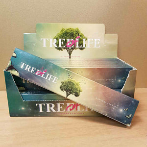 Tree of Life Natural Incense (15gr New Moon)