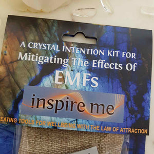 Mitigating the Effects of EMFs Crystal Intention Kit
