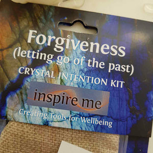 Forgiveness Crystal Intention Kit