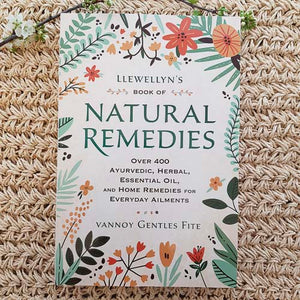 Llewellyn's Book of Natural Remedies