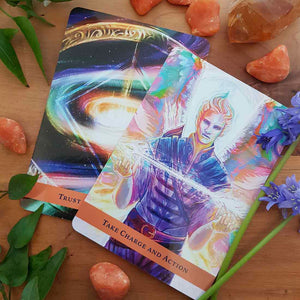 The Angel Guide Oracle Deck