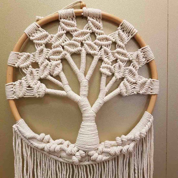 Boho Tree of Life Hanging (approx. 100x40cm)