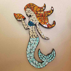 Mosaic Mermaid