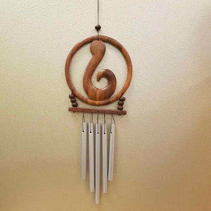 Fish Hook Windchime