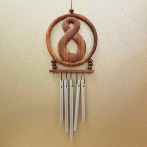 Eternity Windchime (approx. 35x11cm)