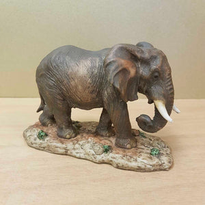 African Elephant (approx. 9x14cm)