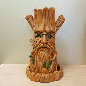 Tree Man Incense Holder (approx. 29x16x16cm)