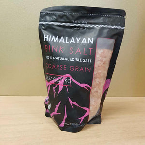 Himalayan Salt Coarsely Ground