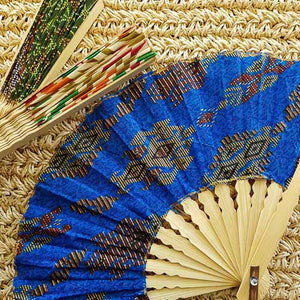 Colourful Folding Fan