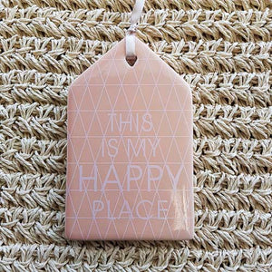 Inspirational Ceramic Plaque (assorted)