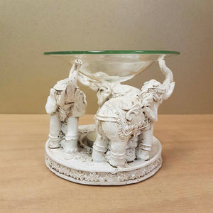 3 Elephant Oil Burner