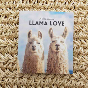A Little Book of Llama Love