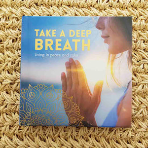 Take a Deep Breath Gift Book