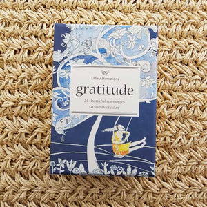 Gratitude Cards (24 thankful messages to use every day)