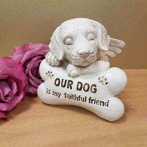 Our Dog is My Favourite Friend Memorial