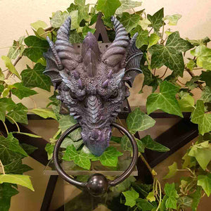 Dragon Head Door Knocker
