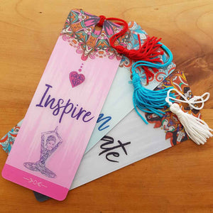 Inspirational Bookmark (assorted designs)