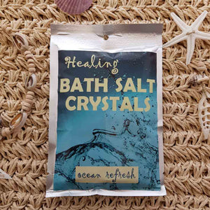 Ocean Refresh Himalayan Salt Bath Crystals