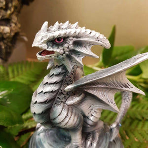 Baby Rock Dragon by Anne Stokes