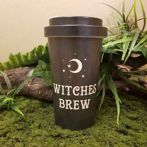Witches Brew Bamboo Eco Travel Mug