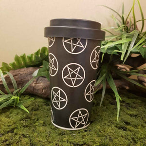 Pentagram Bamboo Eco Travel Mug