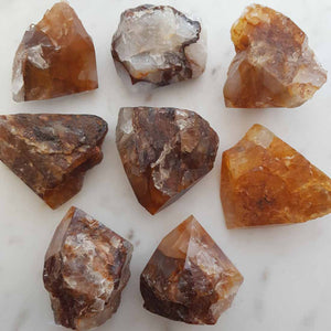 Golden Quartz Point