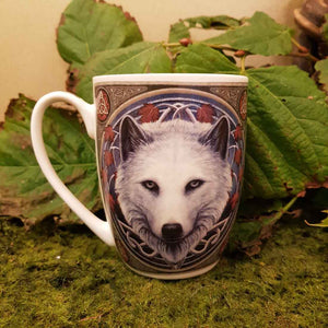 Guardian Of The Falls by Lisa Parker Porcelain Mug (approx. 11.5x10x8cm)