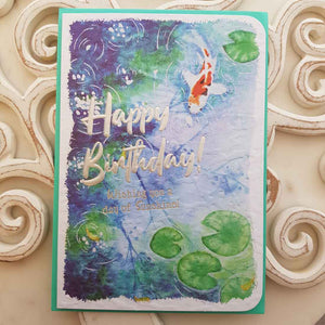 Happy Birthday Wishing You A Day Of Sunshine Card