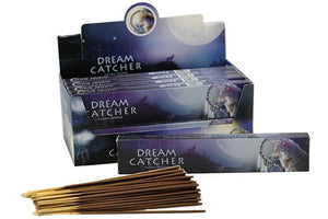 Dream Catcher Natural Incense (15gr New Moon)