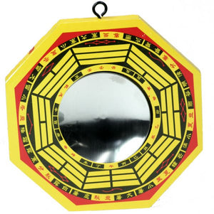 Concave Feng Shui Bagua Mirror