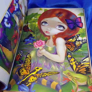 Strangeling (the art of Jasmine Becket-Griffith)