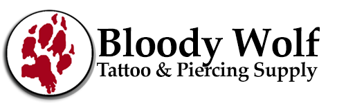 Bloody Wolf Tattoo Supply