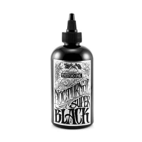 Nocturnal Super Black 2oz - Bloody Wolf Tattoo Supply