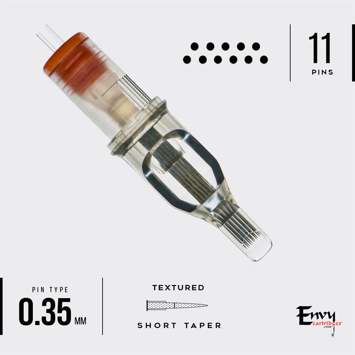 Envy Mag Cartridges - Bloody Wolf Tattoo Supply
