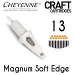 Cheyenne Craft Cartridges - Bloody Wolf Tattoo Supply