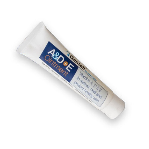 A and D +E Ointment 2oz Tube - Bloody Wolf Tattoo Supply