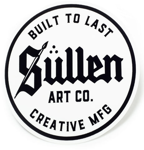 Sticker - Sullen Lincoln Circle