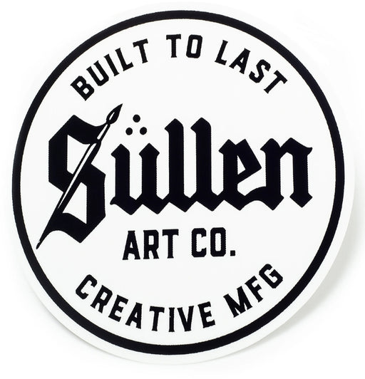 Sticker - Sullen Lincoln Circle - Bloody Wolf Tattoo Supply