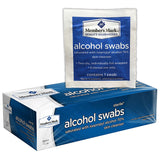 Alcohol Prep Pads 4-Pack