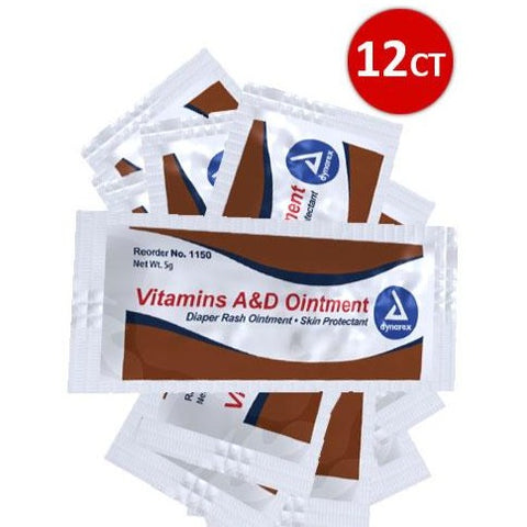 A&D Foil 5g Packet 12-pack