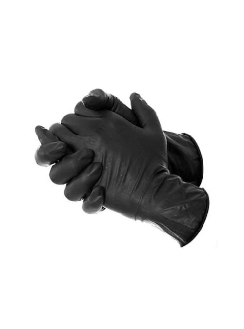 Shadow Nitrile Gloves