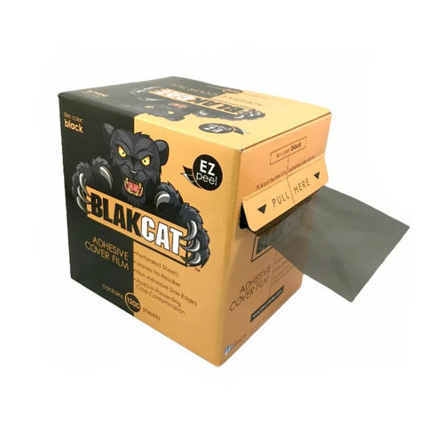 Barrier Film - Blak Cat