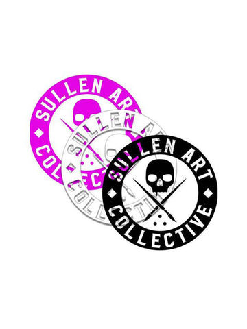Sullen Badge of Honor Stickers