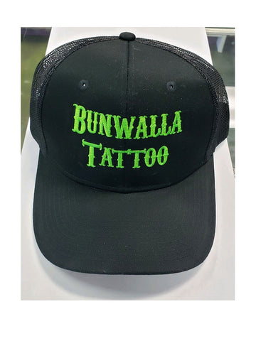 BunWalla Tattoo Hat