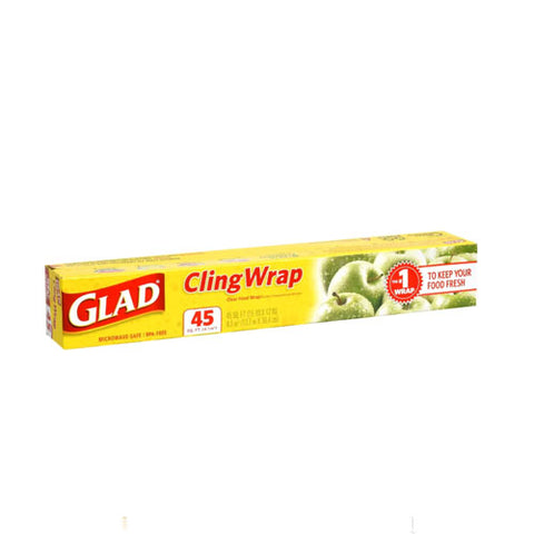 Glad Cling Wrap 45'