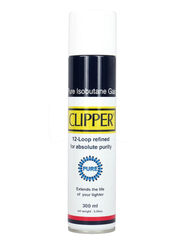Clipper Butane Refill 300ml