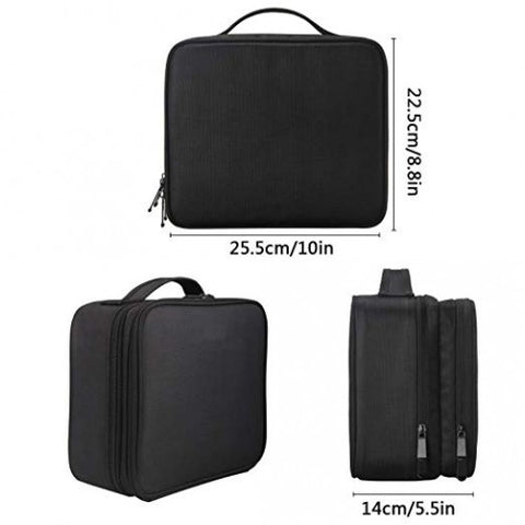 Travel Bag - Deluxe Black